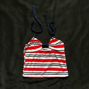 Girls bathing suit top